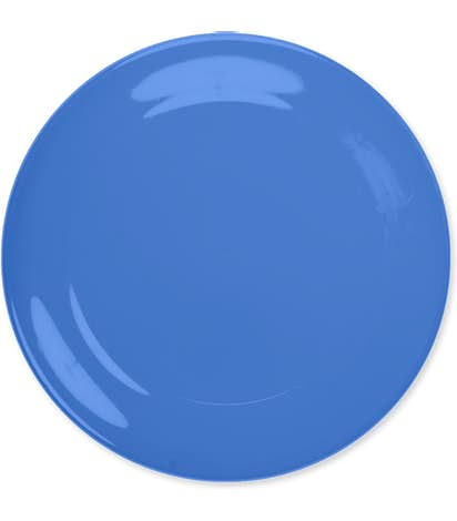 Transparent Frisbees - Blue