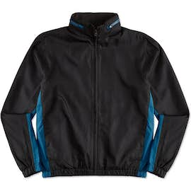 Port Authority Core Colorblock Full Zip Jacket