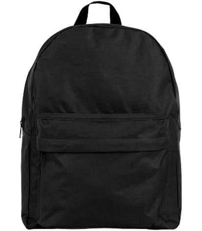 """Classic 15"""" Backpack - Black"""