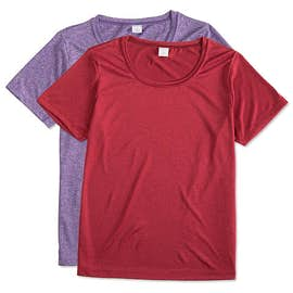 Sport-Tek Women's Heather Performance Shirt
