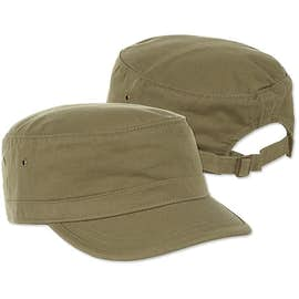 Econscious Organic Twill Military Hat