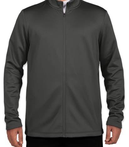 Nike Therma-FIT Full-Zip Performance Sweatshirt - Anthracite