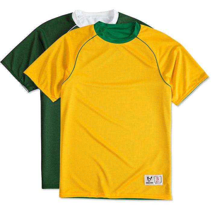 9c138a0f8b2 Custom High Five Conversion Reversible Soccer Jersey - Design Soccer ...