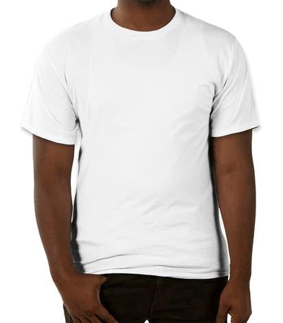 26046e28 Custom Champion Premium Fashion Classics T-shirt - Design Short ...