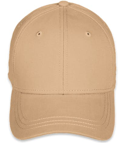 Dri Duck Brushed Twill Hat - Khaki