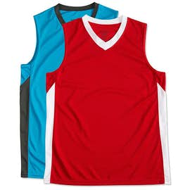 Augusta Women's Colorblock Basketball Jersey