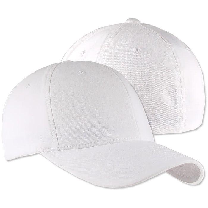 24de59cf Design Custom Printed Yupoong Twill Flexfit Caps Online at CustomInk