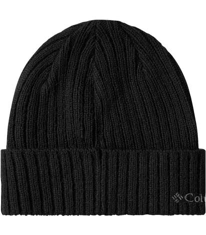 Columbia Roll-up Cuff Cap - Black f63491ca579
