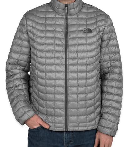 af4519aeb27d Custom The North Face ThermoBall™ Trekker Jacket - Design Puffer ...