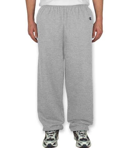Champion Fleece Sweatpants - Light Steel