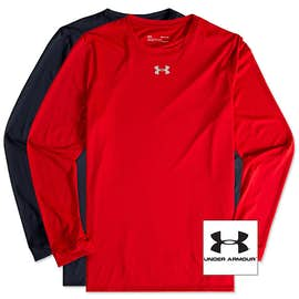 Under Armour Long Sleeve Locker Performance Shirt 2.0 ... 3f0837f1af5b5