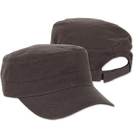 Valucap Bio-Washed Military Hat