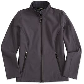 Core 365 Women's Fleece Lined Soft Shell Jacket