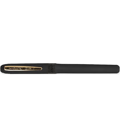 BIC Grip Roller Gold Pen (black ink) - Black