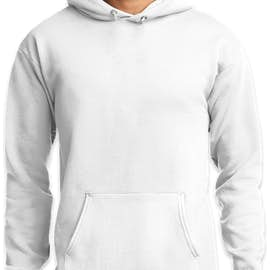 Canada - ATC Everyday Fleece Pullover Hoodie - Color: White