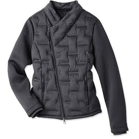 North End Women's Pioneer Hybrid Puffer Jacket