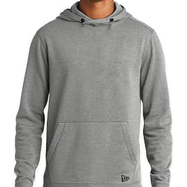 New Era Tri-Blend Pullover Hoodie - Color: Shadow Grey Heather