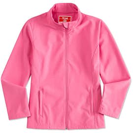 Team 365 Women's Soft Shell Jacket