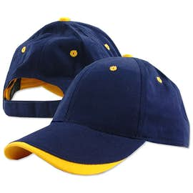 Sportsman Two-Tone Hat