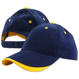 Canada - Sportsman Two-Tone Hat