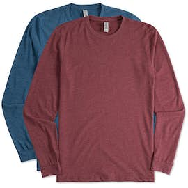 Next Level Sueded Long Sleeve T-shirt