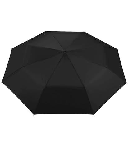 """44"""" totes SunGuard Auto Open/Close Umbrella - Black"""