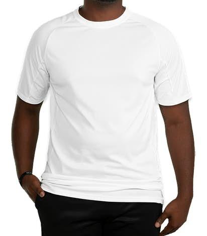Augusta Cutter Jersey - White / White