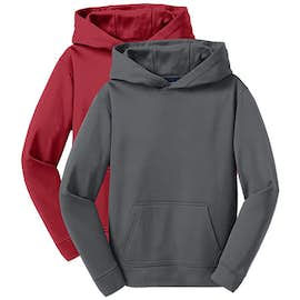Sport-Tek Youth Performance Pullover Hoodie