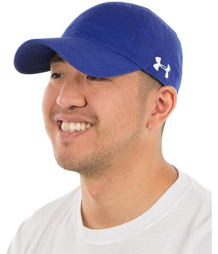 c600f4657 Design Custom Embroidered Under Armour Adjustable Chino Caps Online ...