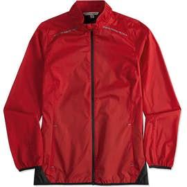 Port Authority Women's Reflective Running Full Zip Jacket