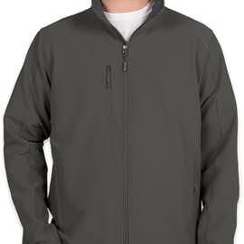 The North Face Tech Stretch Soft Shell Jacket - Color: Asphalt Grey