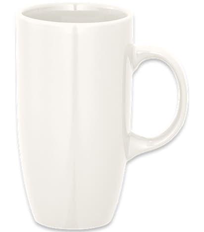 20 oz. Tall Bistro Mug - White