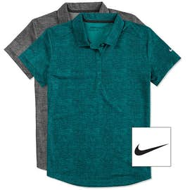 Nike Golf Dri-FIT Women's Crosshatch Performance Polo