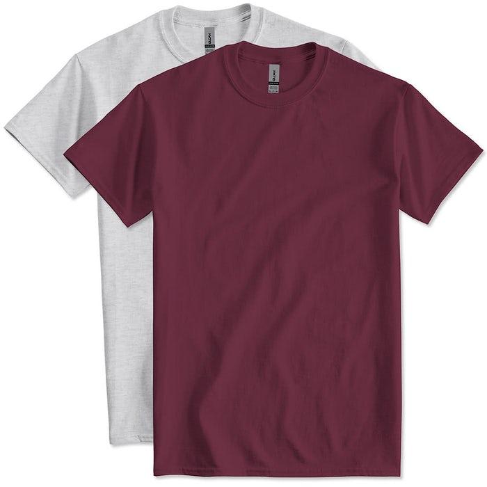 85fa878a Design Custom Printed Gildan Ultra Cotton T-Shirts Online at CustomInk