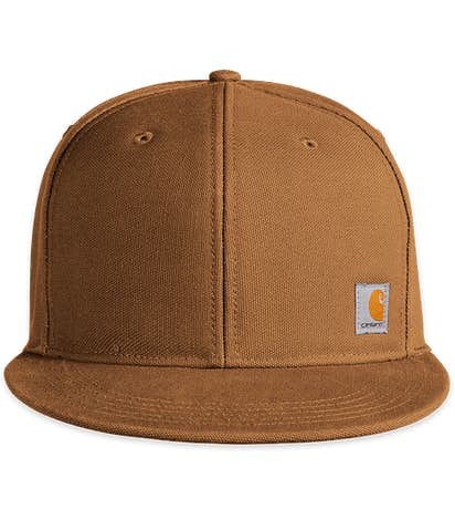 Carhartt Ashland Duck Canvas Hat - Carhartt Brown