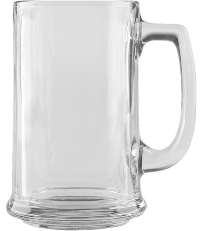 15 oz. Glass Tankard - Clear