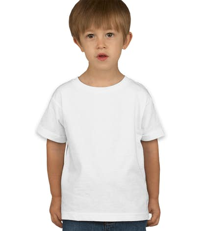 Rabbit Skins Toddler T-shirt - White