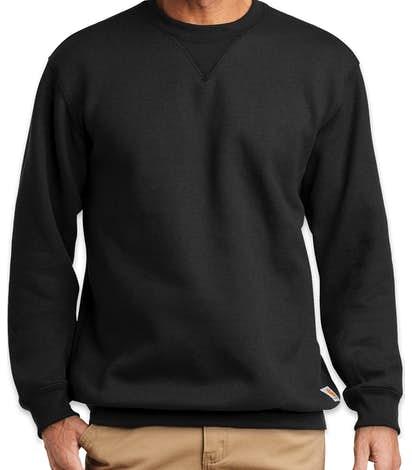 Carhartt Midweight Crewneck Sweatshirt - Back
