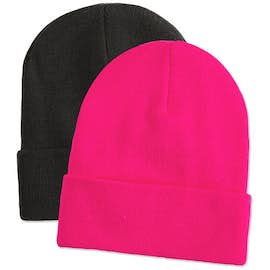 Port & Company Fleece Lined Cuff Beanie