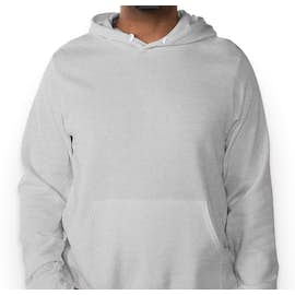 Bella + Canvas Ultra Soft Pullover Hoodie - Color: Athletic Heather