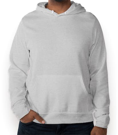 Bella + Canvas Ultra Soft Pullover Hoodie - Athletic Heather