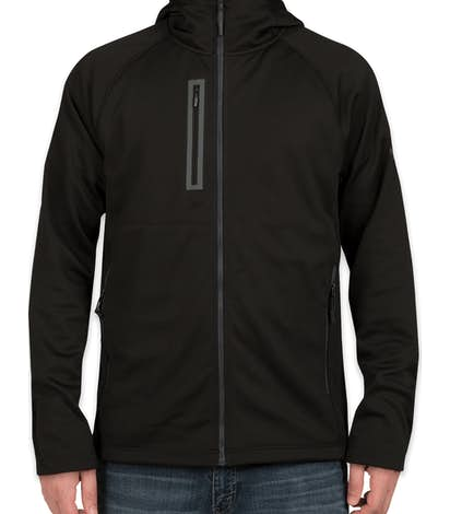 The North Face Canyon Flats Hooded Jacket  - Black