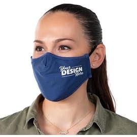 Customized Stormtech Woven Face Mask
