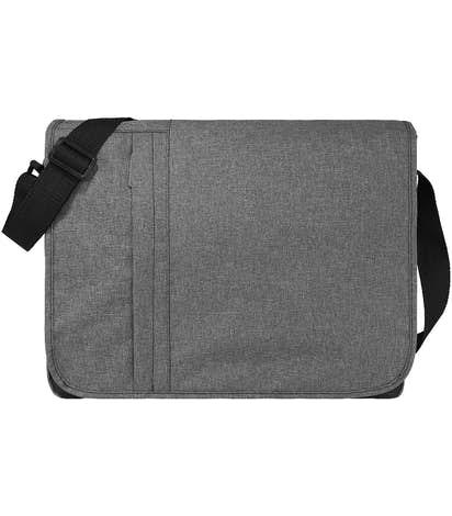 "Urban 15"" Computer Messenger Bag - Graphite"