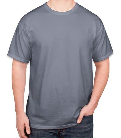 Comfort Colors 100% Cotton T-shirt - Blue Jean