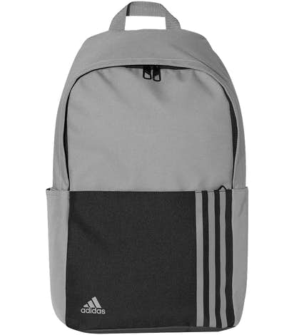 Custom Adidas 3-Stripe Small Backpack - Design Backpacks Online at ... 124cd0f9a6