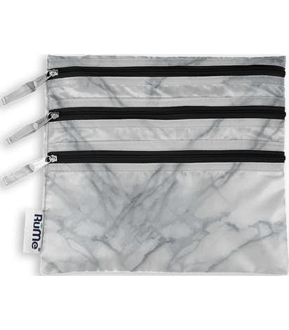 RuMe Baggie All Everyday Organizer - Marble