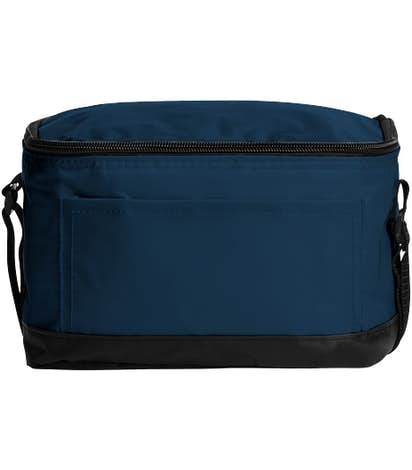 Classic 6 Can Lunch Cooler - Navy Blue
