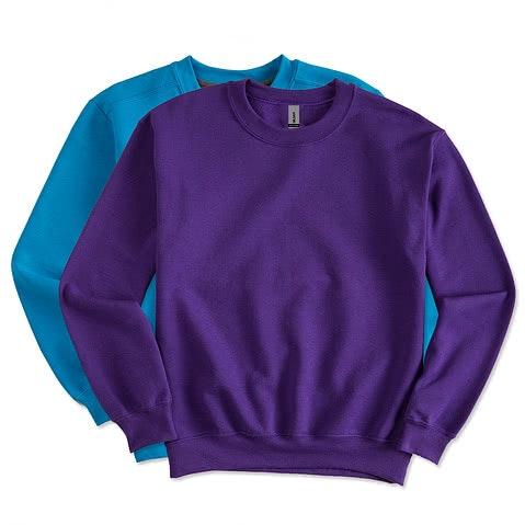 Custom Crewneck Sweatshirts Design Crewneck Sweatshirts Online