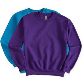 Canada - Gildan Midweight 50/50 Crewneck Sweatshirt